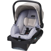 Evenflo LiteMax Infant Car Seat in River Stone