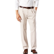 Dockers Easy Khaki Classic Fit Pants, Pleated D3