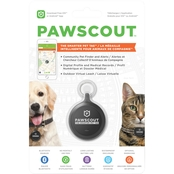Pawscout Smart Tag for Dogs and Cats
