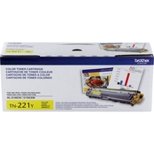 Brother TN221Y Standard Yield Toner (Yellow)