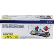 Brother TN225Y High Yield Toner (Yellow)