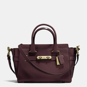COACH Swagger 27 in Coloblocked Leather