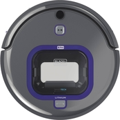 Black and Decker Smartech Pet Lithium Robotic Vacuum