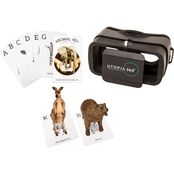 Utopia Zoo Augmented Reality Kit with AR Headset