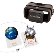 Utopia Space Augmented Reality Kit with Virtual Reality Headset