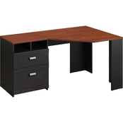 Bush Furniture Wheaton Reversible Corner Desk