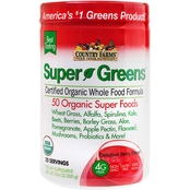 Country Farms Super Greens Berry