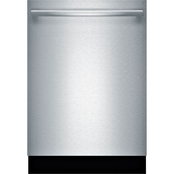 Bosch 800 Series 24 In. 42 Decibel Stainless Steel Dishwasher