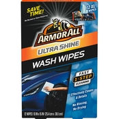 Armor All Ultra Shine Wash Wipes 12 ct.