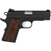 Springfield Range Officer Compact 45 ACP 4 in. Barrel 6 Rds 2-Mags Pistol Black