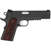 Springfield Range Officer Operator 9MM 5 in. Barrel 9 Rds 2-Mags Pistol Black