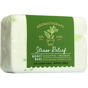 Bath & Body Works Aromatherapy Stress Relief Eucalyptus & Spearmint Body Bar