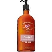 Bath & Body Works Aromatherapy Comfort Vanilla & Patchouli Body Lotion