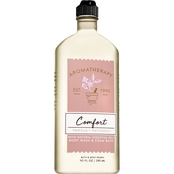 Bath & Body Works Aromatherapy Comfort Vanilla & Patchouli Body Wash & Foam Bath