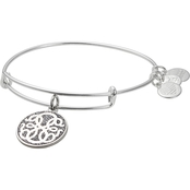 Alex and Ani Path of Life Color Infusion Charm Bangle Bracelet