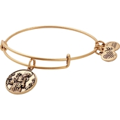 Alex and Ani St. Anthony Charm Bangle Bracelet