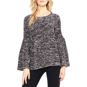Two by Vince Camuto Loop Back Bell Sleeve Top