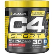 Cellucor C4 Sport Pre-Workout Supplement, 30 Servings