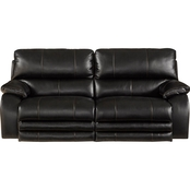Catnapper Sheridan Power Lay Flat Reclining Sofa