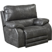 Catnapper Sheridan Power Lay Flat Recliner