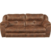 Catnapper Ferrington Power Reclining Sofa with Power Lumbar