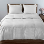 Beautyrest 550 Fill Power Down 300 Thread Count Cotton Comforter