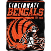 Northwest NFL Cincinnati Bengals 40 Yard Dash Micro Throw