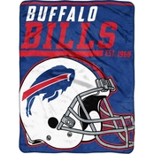 Northwest NFL Buffalo Bills 40 Yard Dash Micro Throw