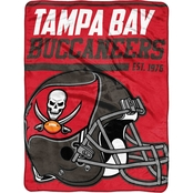 Northwest NFL Tampa Bay Buccaneers 40 Yard Dash Micro Throw