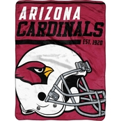 Northwest NFL Arizona Cardinals 40 Yard Dash Micro Throw