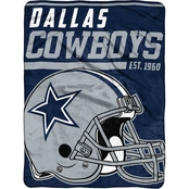 Northwest NFL Dallas Cowboys 40 Yard Dash Micro Throw