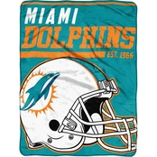 Northwest NFL Miami Dolphins 40 Yard Dash Micro Throw