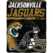 Northwest NFL Jacksonville Jaguars 40 Yard Dash Micro Throw