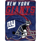 Northwest NFL New York Giants 40 Yard Dash Micro Throw