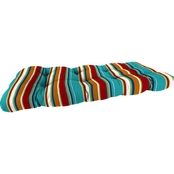 Jordan Wicker Settee Cushion
