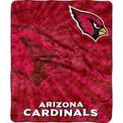 Northwest NFL 065 Cardinals Sherpa Strobe Throw