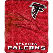 Northwest NFL 065 Falcons Sherpa Strobe Throw