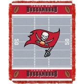 Northwest NFL 04401 Bucs Field Baby Throw