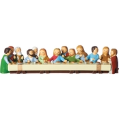 Roman The Last Supper Figurine
