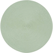 Now Designs Disko Placemat Set of Four, Aloe