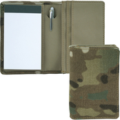Mercury Luggage Business Card Holder with Pad and Pen, Multicam