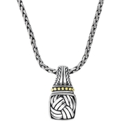 Effy Sterling Silver And 18K Yellow Gold Pendant