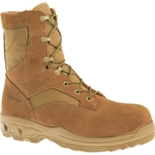Bates Men's TerraX3 Hot Weather Boots in Coyote
