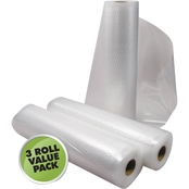 Weston Realtree Vacuum Sealer Bag Rolls 11 in. x 18 ft., 3 Ct.