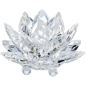 Swarovski Small Waterlily Candleholder