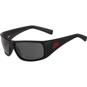Nike Grind Plastic Rectangle Sunglasses EV0648
