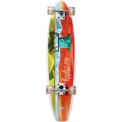 PlayWheels 36 In. Longboard Poly Daze Skateboard