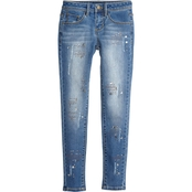 Squeeze Girls Bling Jeans
