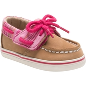 Sperry Infant Girls Intrepid Crib Jr. Boat shoes