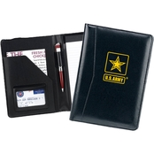 TLJ Marketing & Sales Army Junior Padfolio